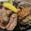 steak&hamburg hige @札幌